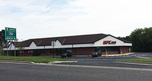 Blaine-based New Creations is working with Shakopee-based Amcon Construction to convert this vacant retail building at 10301 Lexington Ave. NE in Blaine into the day care company's ninth location. (Submitted photo: CoStar)