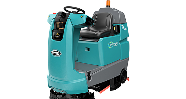 Walmart plans to use autonomous floor cleaners from Minneapolis-based Tennant Co. to automate its cleaning efforts and lower labor costs. (Submitted photo: Tennant Co.)
