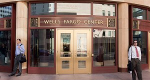The price Starwood paid for Wells Fargo Center at 90 Seventh St. S. in downtown Minneapolis is the highest since the City Center complex sold for $320 million last year. (File photo: Matt M. Johnson)