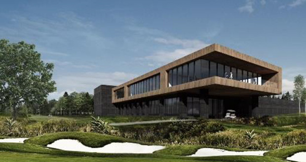 PGA Reach Minnesota wants to partner with the city of Bloomington to build this new golf training facility on the site of Hyland Greens golf course, 10100 Normandale Blvd., in Bloomington. (Submitted rendering)