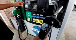 State lawmakers disagree on whether the gas tax should be raised to pay for transportation improvements. (AP file photo)