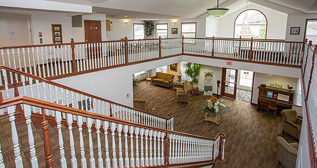Mankato-based Monarch Healthcare Management has paid Shoreview-based Ecumen $8 million for Waterview Pines, a senior care facility at 402 13th Ave. in Two Harbors. It's one of three facilities Monarch acquired in May. (Submitted photo: Monarch Healthcare Management)