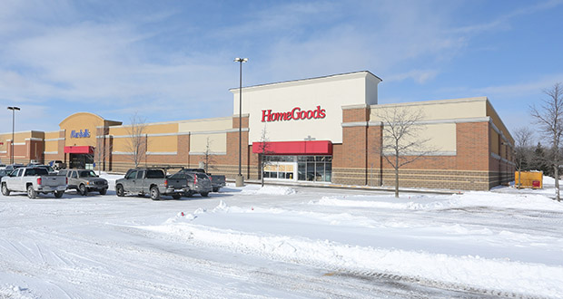 When the OfficeMax store in Timbercrest at Lakeville closed earlier this year, Cincinnati, Ohio-based owner Viking Partners Inc. brought in national retailer Homegoods. With the 59,269-square-foot building leased to Homegoods and longtime tenant Marshalls, Viking has sold the property at 18307-18325 Kenrick Ave. for $8.85 million. (Submitted photo: CoStar)