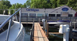 Six friends and avid boaters on Lake Minnetonka have paid $6 million to buy the Caribbean Marina and Dock at 135 Lakeview Ave. in Tonka Bay. The Lake Minnetonka business had been in the Koch family since 1960. (Photo: Anne Bretts)