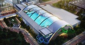 Bloomington officials are recommending Baton Rouge, Louisiana-based Provident as a nonprofit partner on this proposed water park at the Mall of America. (Submitted rendering: DLR Group)