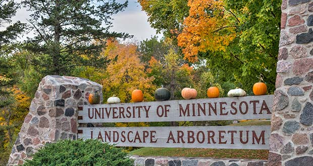 The University of Minnesota Board of Regents has reached a deal to sell 52 acres of property adjacent to the U of M's Landscape Arboretum in Chaska. The buyer plans to build a single-family home there. (Submitted photo: Arboretum Photographer Society)