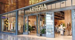 Aritzia Inc. has this store at Manhattan's new mall, Hudson Yards, that's performing well, and is opening others this fiscal year at the Mall of America, and in Denver, Houston, Austin and East Rutherford, New Jersey. (Submitted photo: Aritzia Inc.)