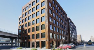 The T3 building embraces timber construction to create a building that stands out in Minneapolis' North Loop neighborhood. (File photo: Bill Klotz)