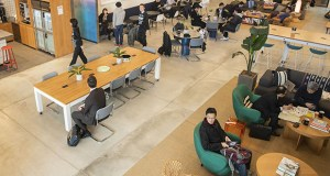 Having raised more than $12 billion since its founding nine years ago, and having never turned a dime of profit, WeWork now hopes to sell billions of dollars in stock while simultaneously borrowing billions more. (Bloomberg file photo)