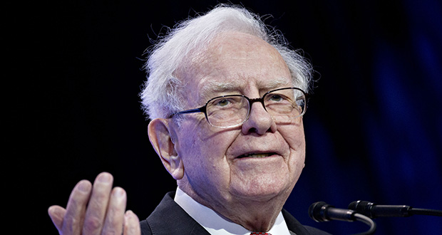 As Bank of America's share price quadrupled over the years, Warren Buffett added to the stake to make it Berkshire's second-largest holding, now worth more than $26 billion. (Bloomberg file photo)