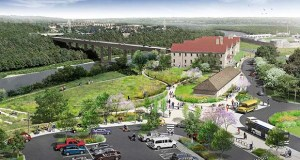 The project team for the $34.5 million Fort Snelling revitalization is collecting contractor bids. The project is expected to begin early next year. (Submitted rendering)