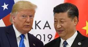 Negotiators from the U.S. and China have been talking regularly in recent days, trying to bridge the remaining differences between President Donald Trump and President Xi Jinping on issues including Chinese pledges to buy American farm products, protect intellectual-property rights and open its economy further to foreign companies. (AP file photo)