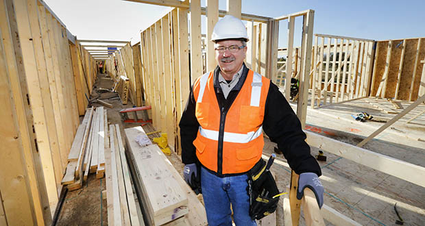 In letters to elected officials, contractor Doug Speedling has sounded off about the industry's use and abuse of undocumented workers. (Photo: Bill Klotz, special to Finance & Commerce)