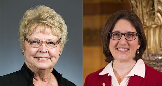 Sondra Erickson, Mary Cathryn Ricker