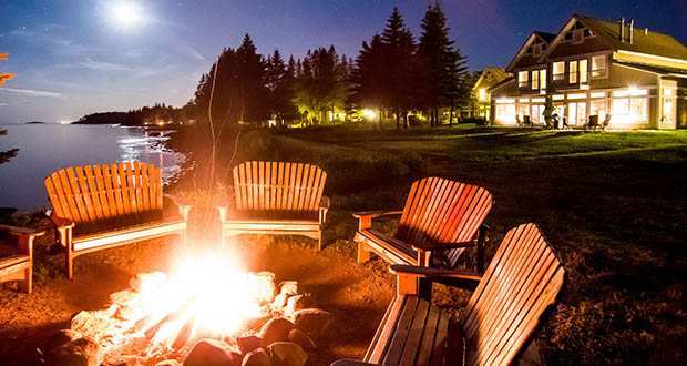 The $3.3 million sale of Larsmont Cottages in Two Harbors was part of a $21 million real estate portfolio related to sale of Odyssey Resorts, which includes six northern Minnesota properties. (File photo)