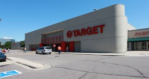 A 117,595-square-foot Target store at 6100 Shingle Creek Parkway in Brooklyn Center is now owned by the city of Brooklyn Center. (Submitted photo: CoStar)