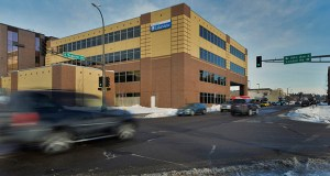 The Pavillion buildings Harrison Street sold in Duluth as part of a portfolio deal are fully occupied by St. Luke's Hospital. (Submitted photo: CBRE)