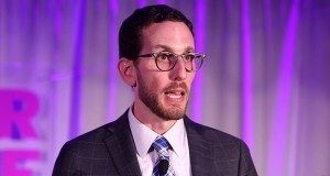 California state Sen. Scott Wiener unveiled on Monday the latest version of his bill that would force cities to allow more homes, particularly around transit and in areas with lots of jobs. (Bloomberg file photo)