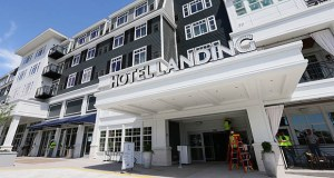The Hotel Landing at 925 Lake St. in downtown Wayzata is getting new management. (File photo: Bill Klotz)