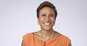 Robin Roberts (Submitted photo: Mayo Clinic)