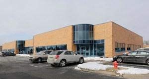 Recent industrial sales, including that of the Southtech Plaza I building at 9401 James Ave. S. in Bloomington, have in part been sparked by solid rent growth, according to the latest Compass report. (Submitted photo: CoStar)