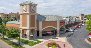 The 121,110-square-foot Woodbury Commons retail center is the second such Twin Cities property formerly owned by IRC Retail Centers to sell this month, according to state property sales records. (Submitted photo: CoStar)