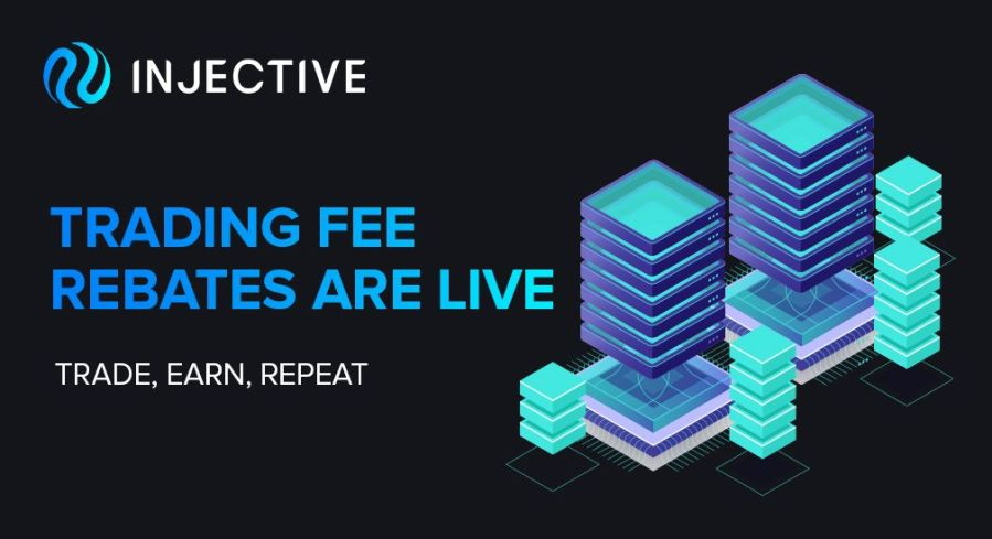 Trading Rebates are Live on Injective: Trade, Earn,Repeat