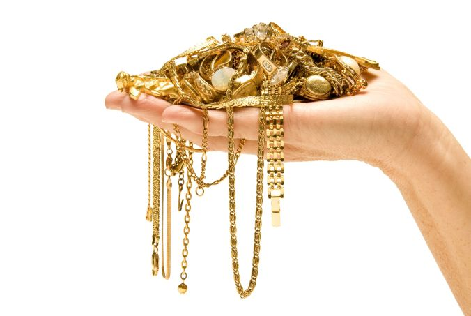 Use Your Gold Jewelry to get a Gold Loan!