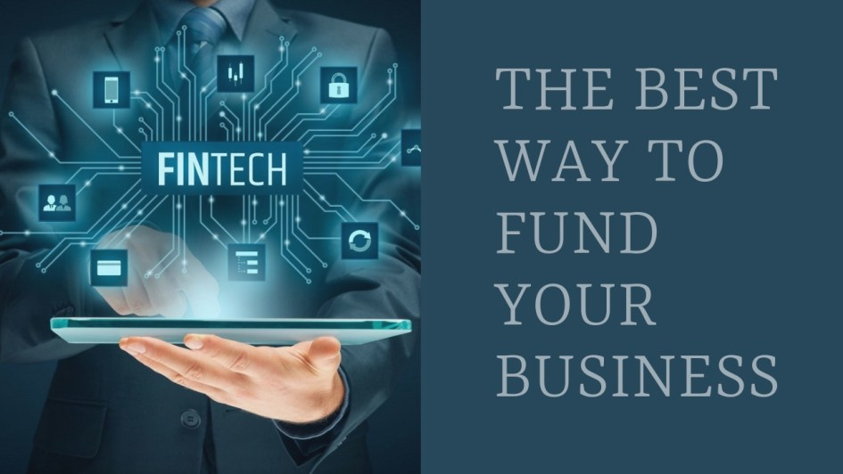 Why FinTech Lenders are the Best for Business Loan