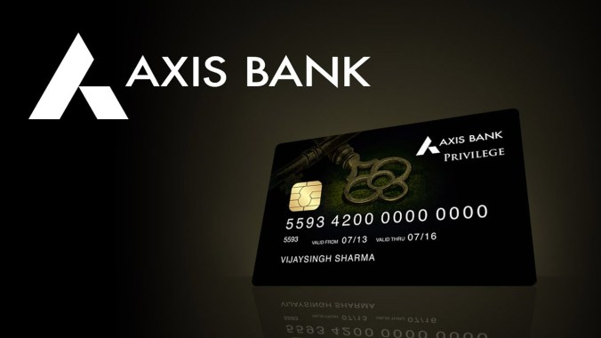 Axis Bank Privilege Credit Card