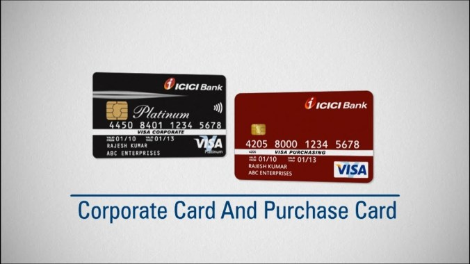 ICICI Business Credit Card
