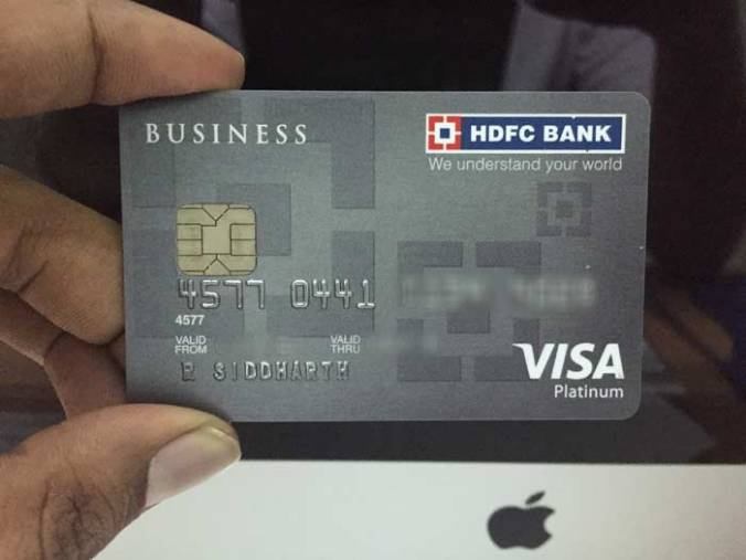 HDFC Bank Business Credit Card