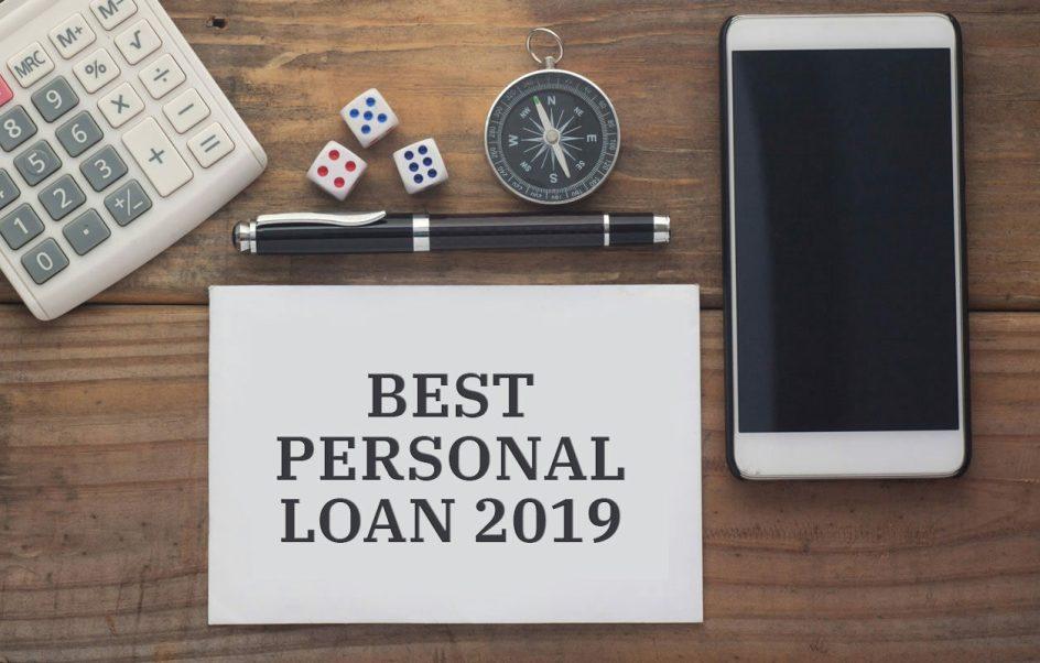 best personal loans 2019