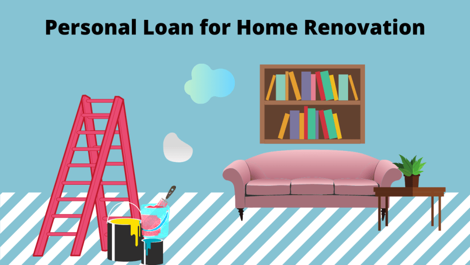 Personal Loan for Home Renovation