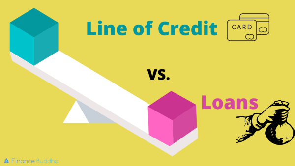 Line of Credit Vs. Loans