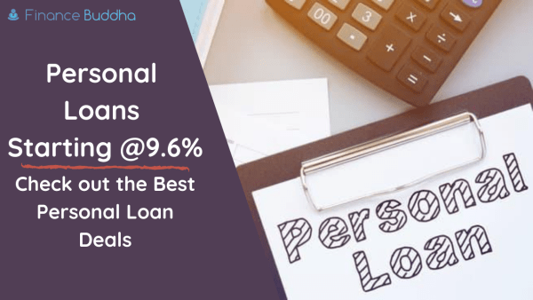 Personal Loans Starting @9.6%: Check out the Best Personal Loan Deals
