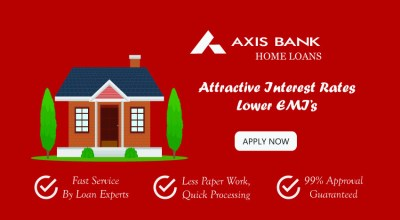 Axis Home Loan Interest Rate