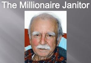 Millionaire Janitor