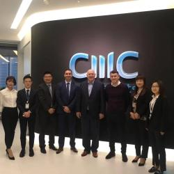 CMC Markets goes live in Shanghai! FinanceFeeds at the launch with CEO Peter Cruddas and the Chinese executive team