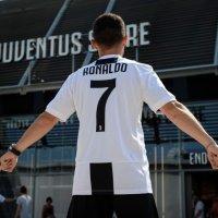 Juventus já lucrou 54 milhões com camisolas de Ronaldo