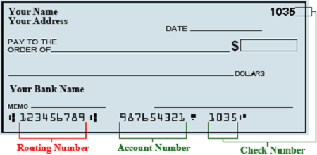 Chase Bank Routing Number California Texas Illinois New York Florida