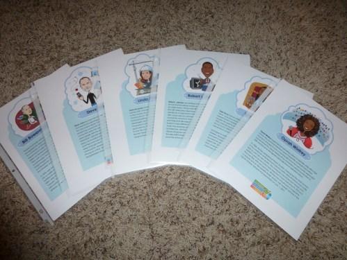 small resolution of Teacher Printables - FITC