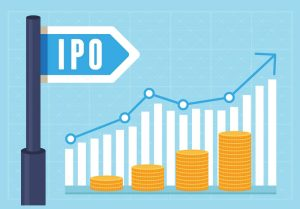 IPO image showing growth and value