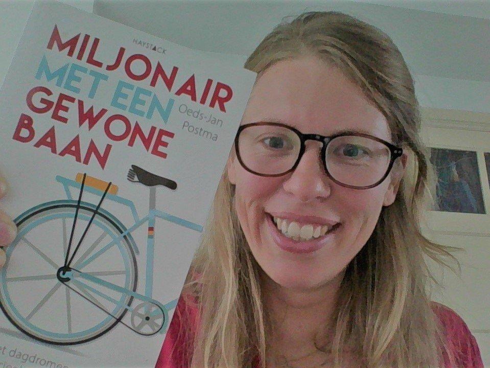 Boekreview: Miljonair met een gewone baan