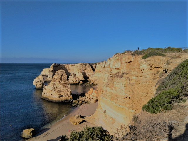 Algarve seven hanging valleys wandeling