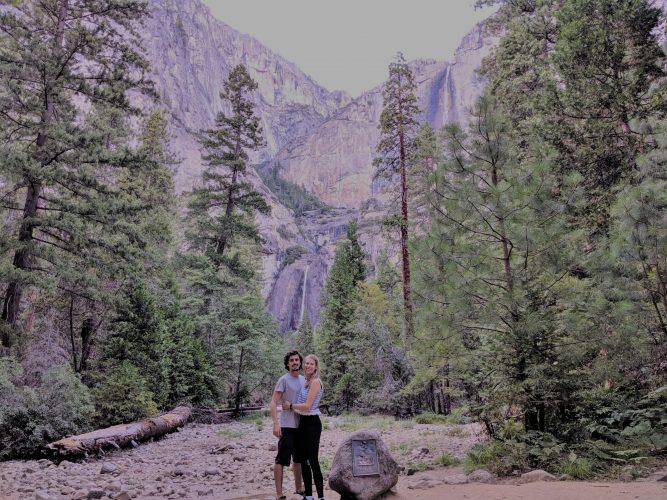 Creditcardkosten reizen VS Amerika California Yosemite NP