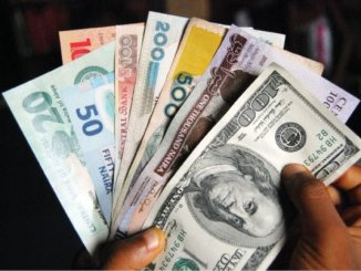 Money market funds, this is an image of Nigerian Naira and US dollar notes