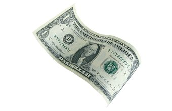 The image of a dollar note Money market instruments