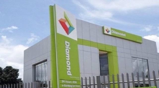 Diamond Bank gives quarterly grant