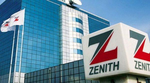 Zenith bank POS agent